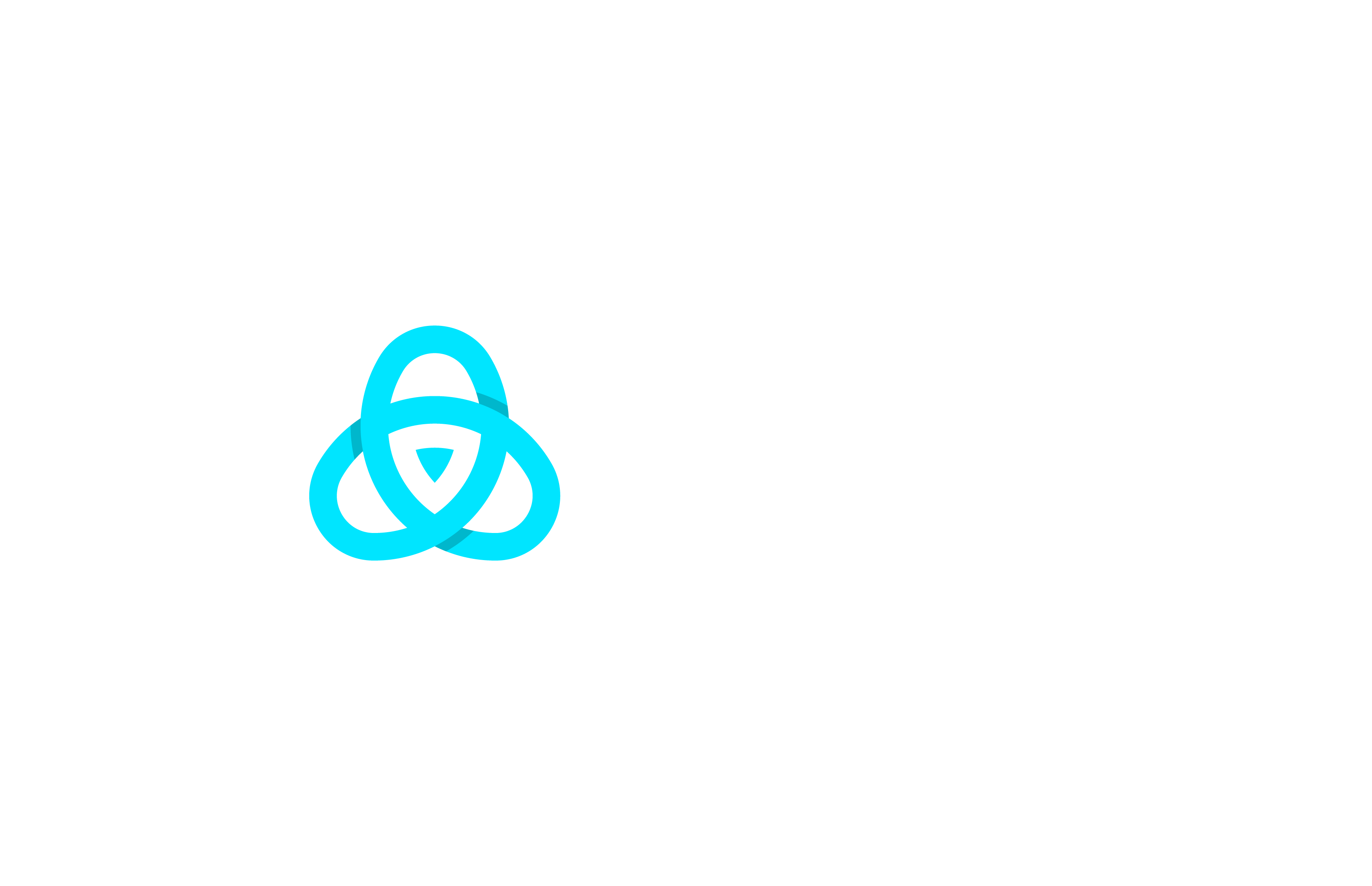 Trefoil Torus Knot Logo of Radiant Industries